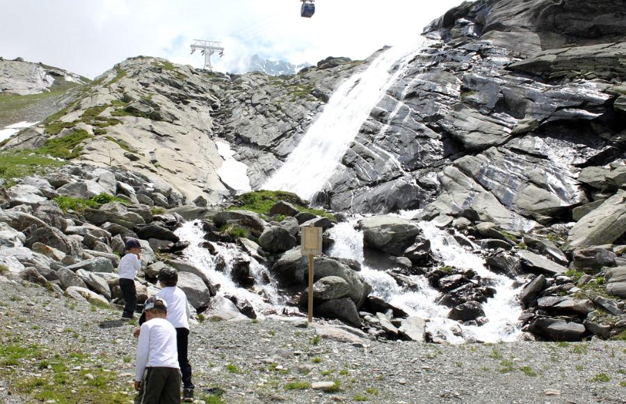 Alpit kesällä / Ranska Alpit / Val Thorens