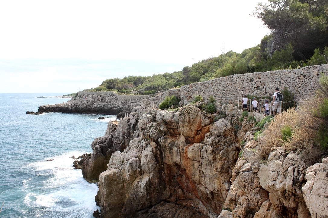 Cap d'Antibes – huikea helmi Ranskan Rivieralla