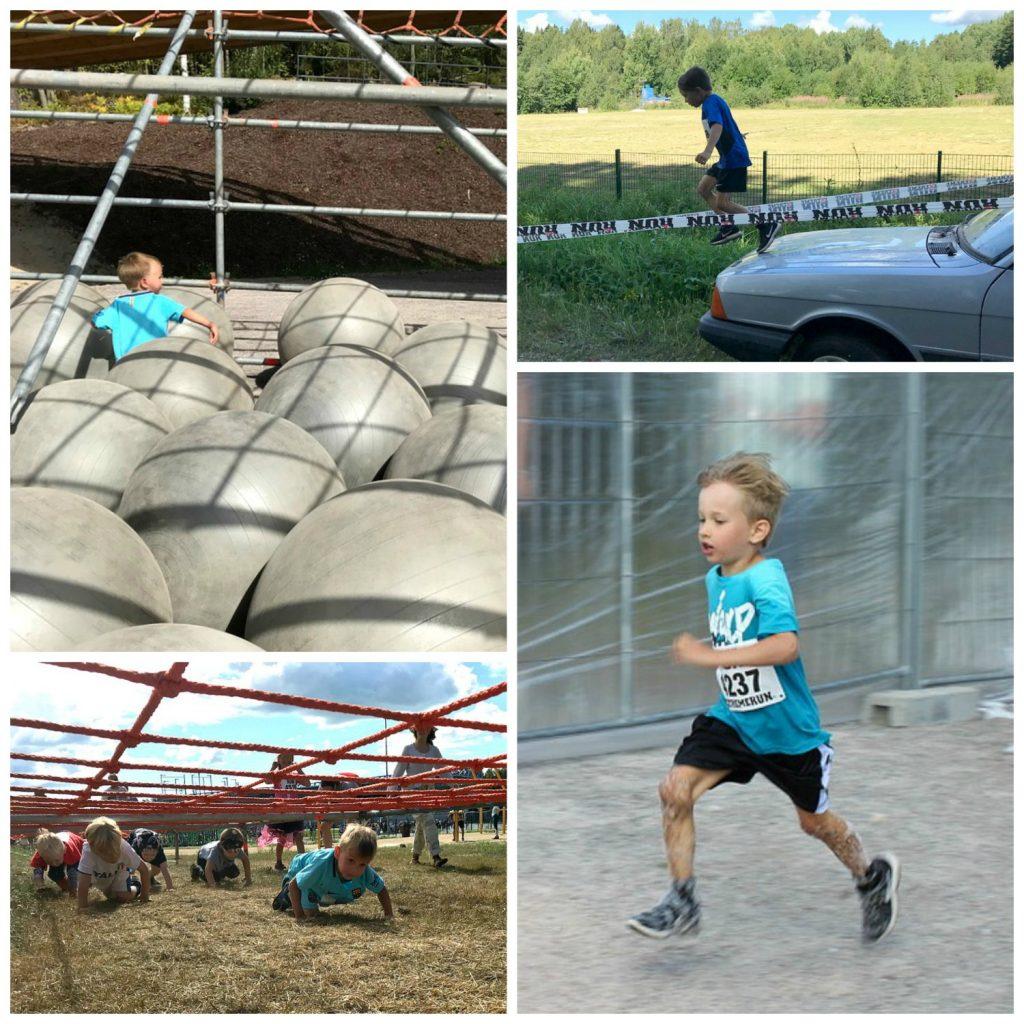 ExtremeRun / Lasten juoksukilpailu