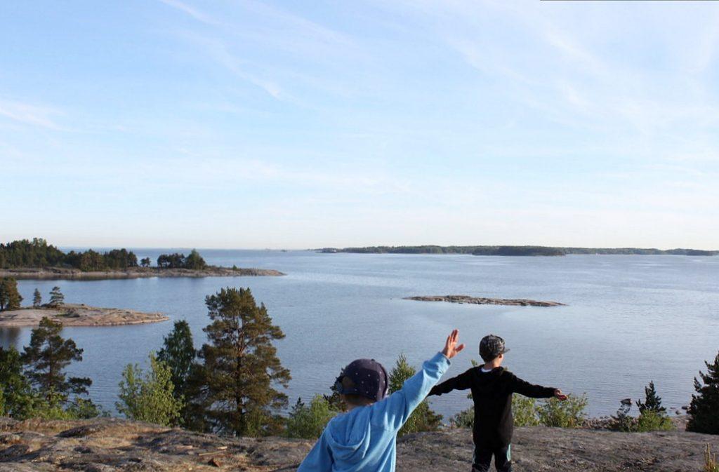 Outdoor Family / Kopparnäs / Telttailu