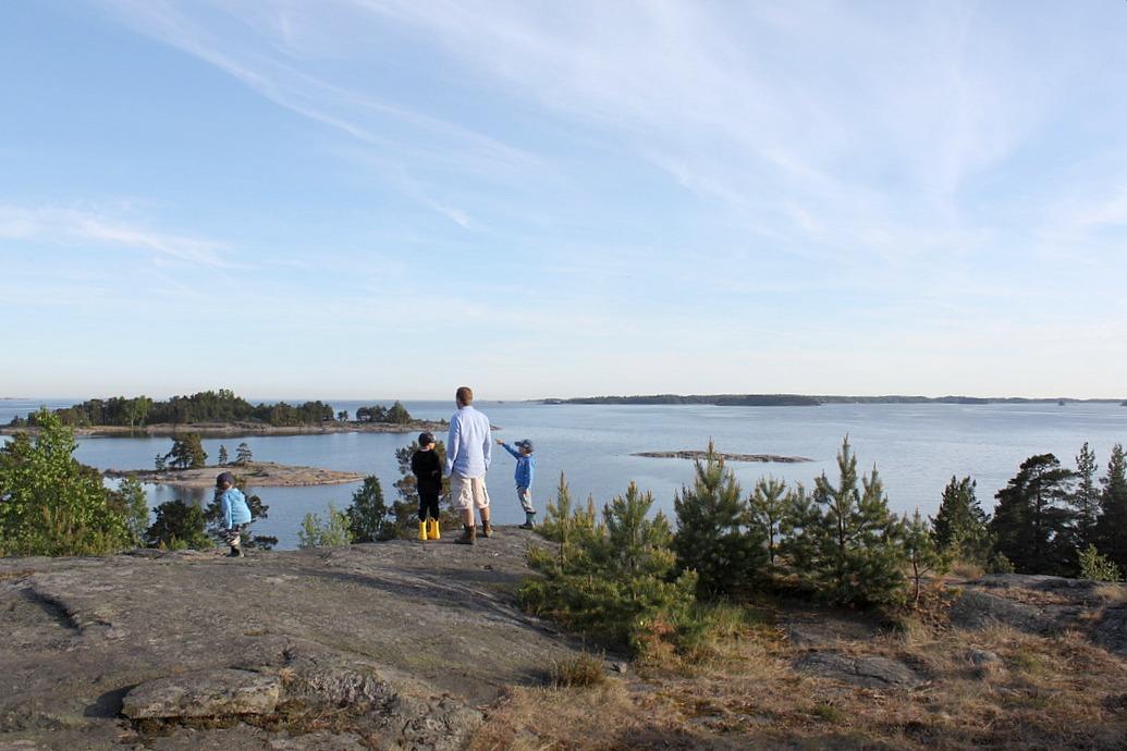 Inkoon Kopparnäs – upeita maisemia ja hienot puitteet