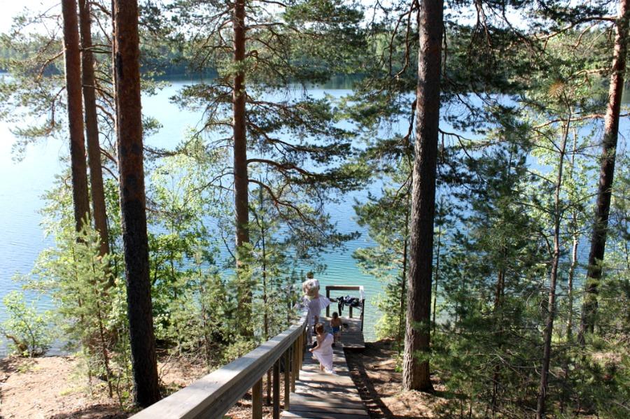 Iso-Melkutin Lopella – täydellinen retkikohde 100 km päässä Helsingistä