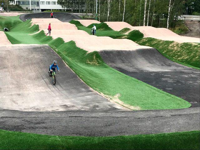 Matinkylän BMX Rata / Espoo