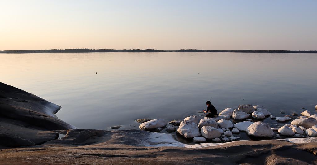 Uudistunut Porkkalanniemi – kevään ensimmäinen telttaretki