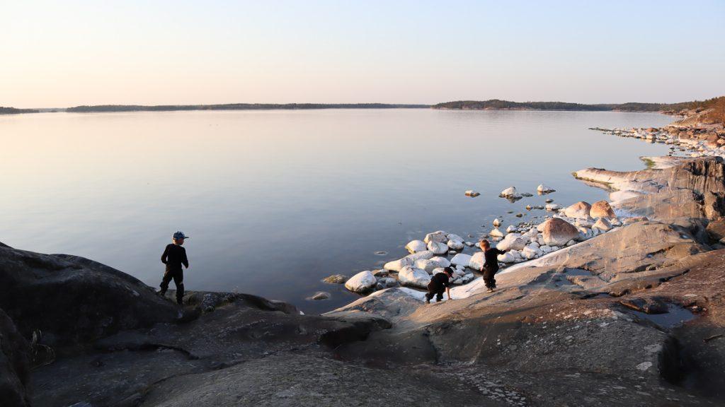 Koskelo / Porkkala / Porkkalanniemi / Kirkkonummi