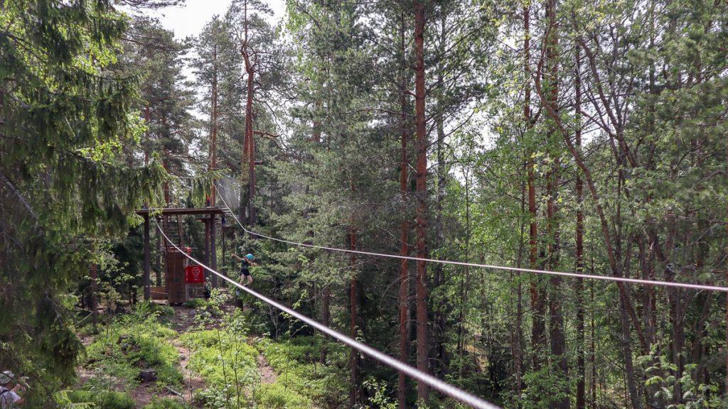 Seikkailupuisto Huippu / Tyytikki