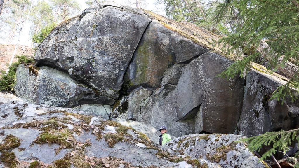 Piilolammen kalliot