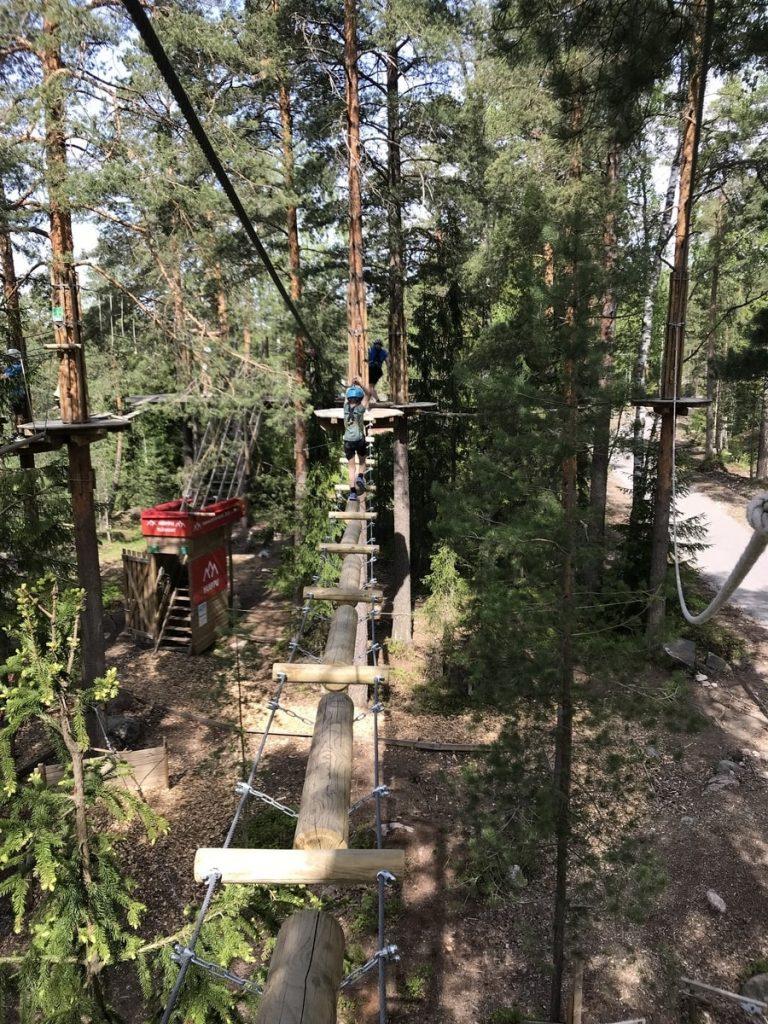 Seikkailupuisto Huippu
