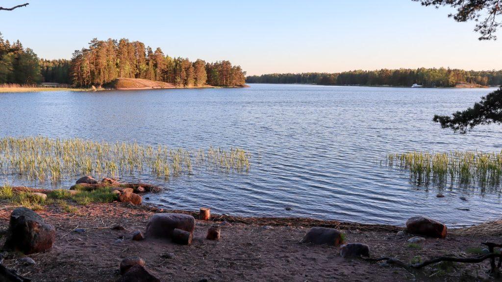 Linlo / hiekkaranta