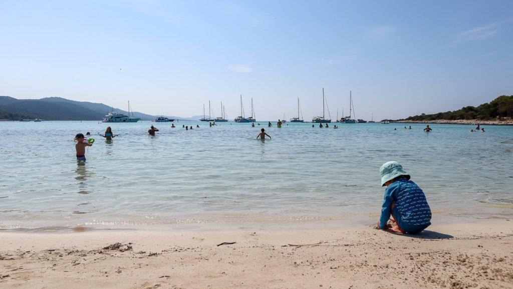 Saharun Beach / Dugi Otok / Kroatia