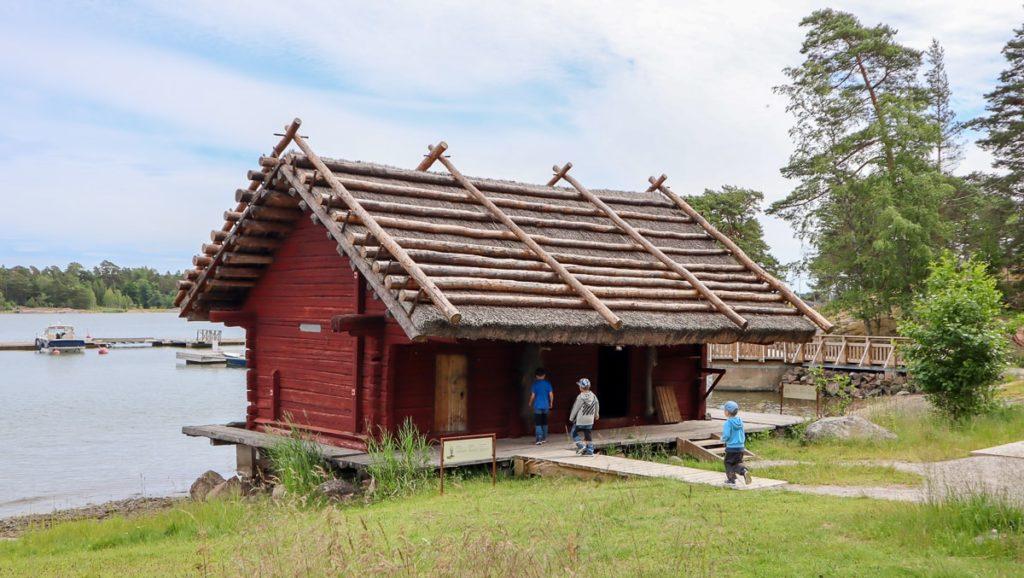 Saaristomuseo Pentala / Espoo