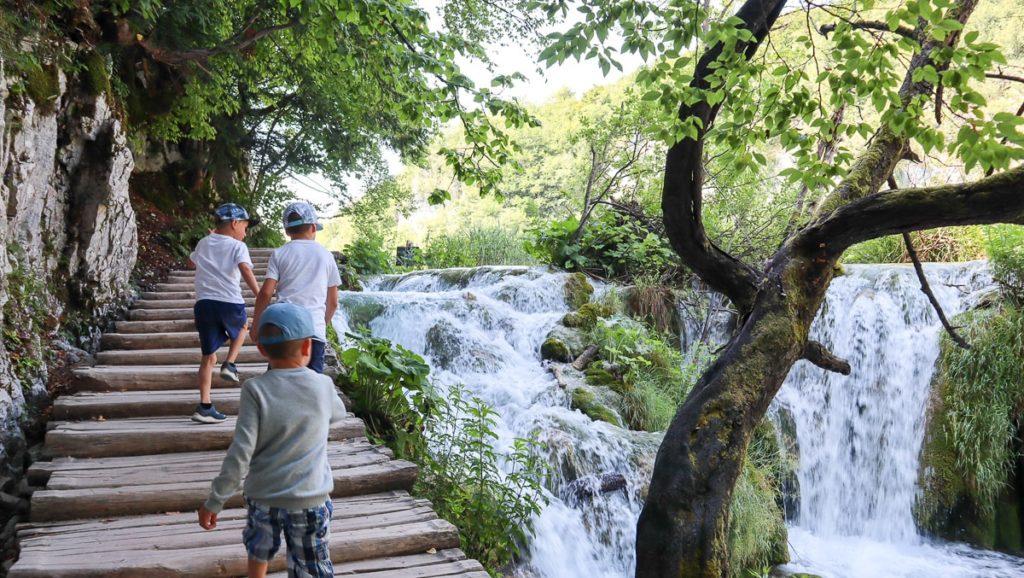 Plitvice / Kroatia