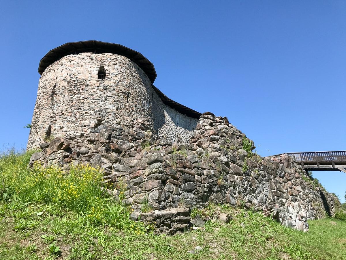 Raaseporin linna – kesän positiivisin yllättäjä