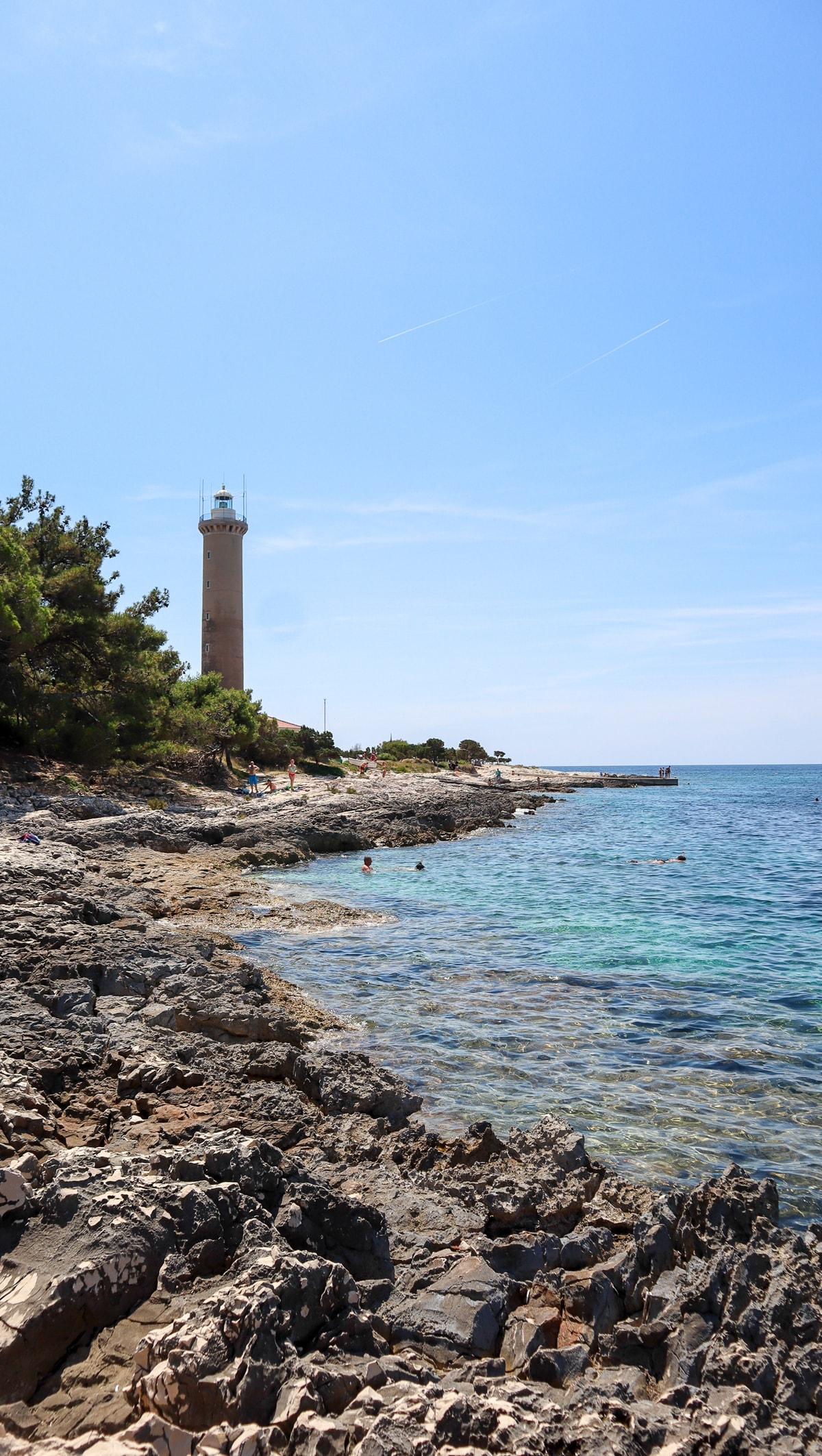 Veli Rat Lighthouse