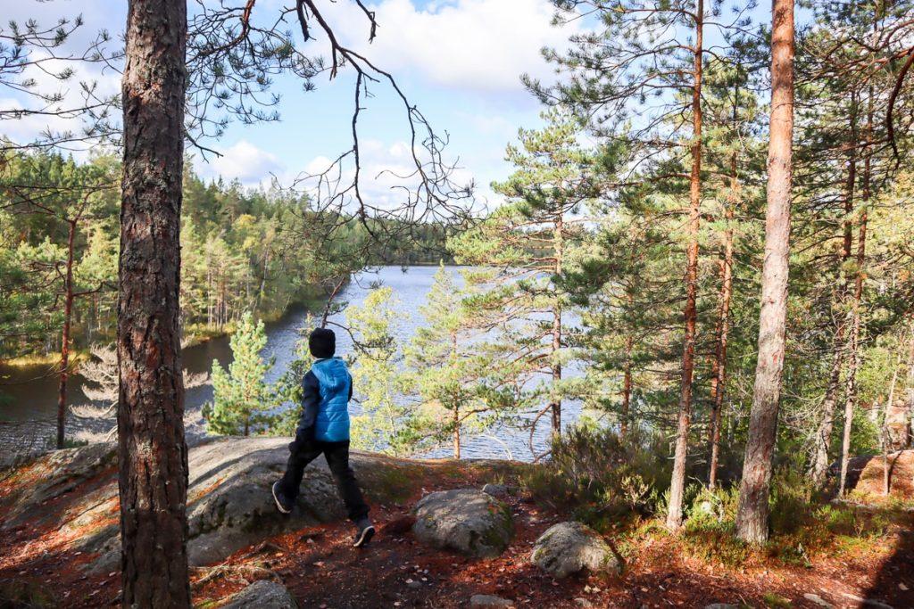 Sorlammen luontopolku, Espoo