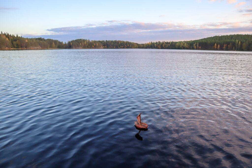 Repoveden kansallispuisto, Määkijä