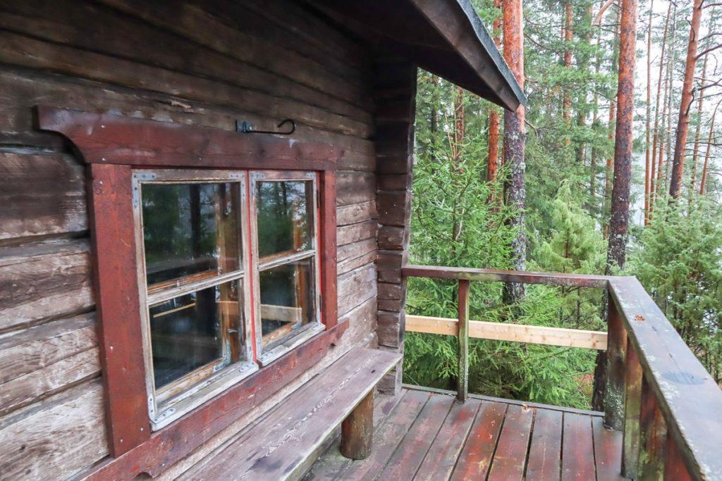Oravankolo / Sauna / Nuuksio