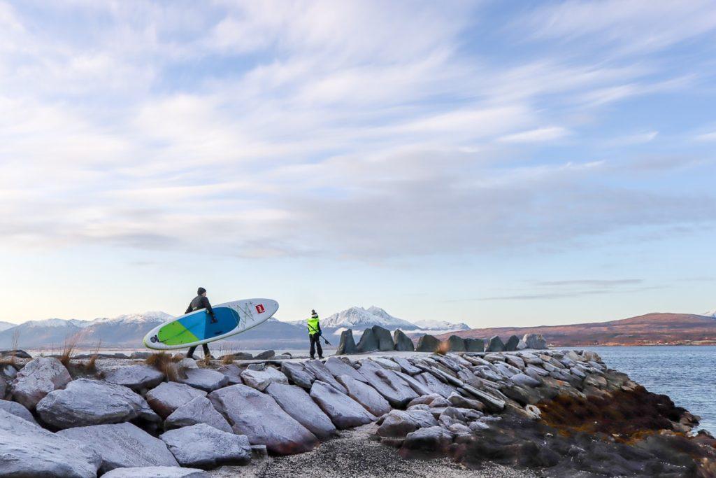 Suppailu / Jäämeri / Tromssa