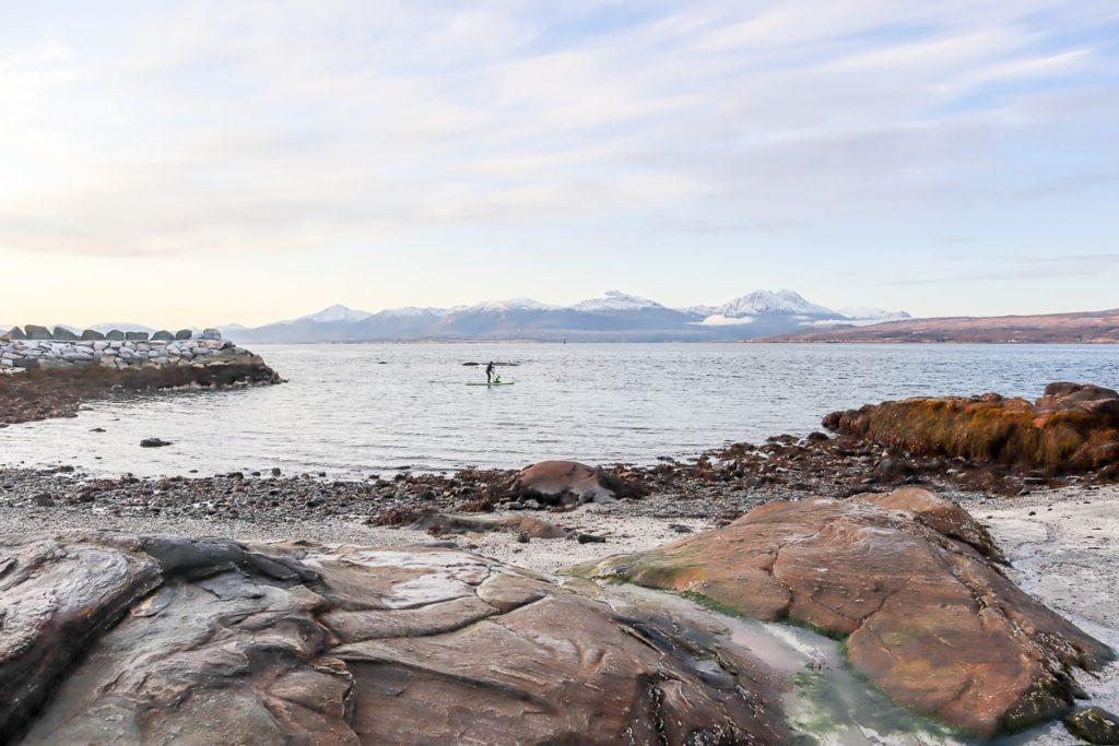 Suppailua Jäämeressä / Tromssa