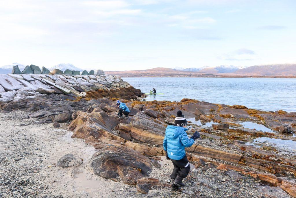 Tromssa / Suppailua Jäämeressä