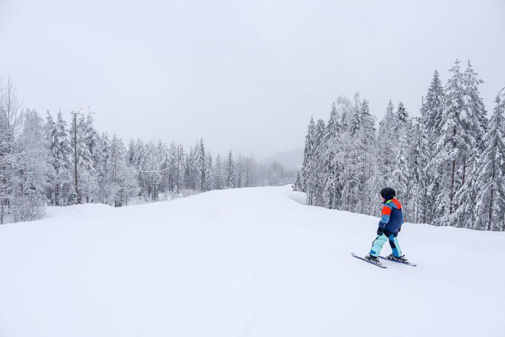 Laajis / Laajavuori / Jyväskylä lasten kanssa