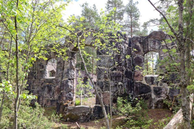 Stockmannin rauniot / Kasavuori