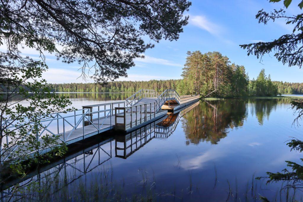 Silta / Ruostejärvi / Eerikkilä / Hämeen luontokeskus