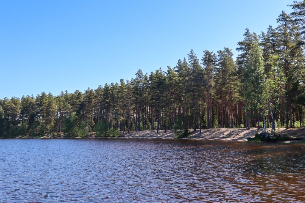 Ruostejärvi / Tammela / Hämeen luontokeskus
