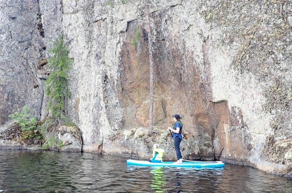 Käpynän kierros / Etelä-Konneveden kansallispuisto