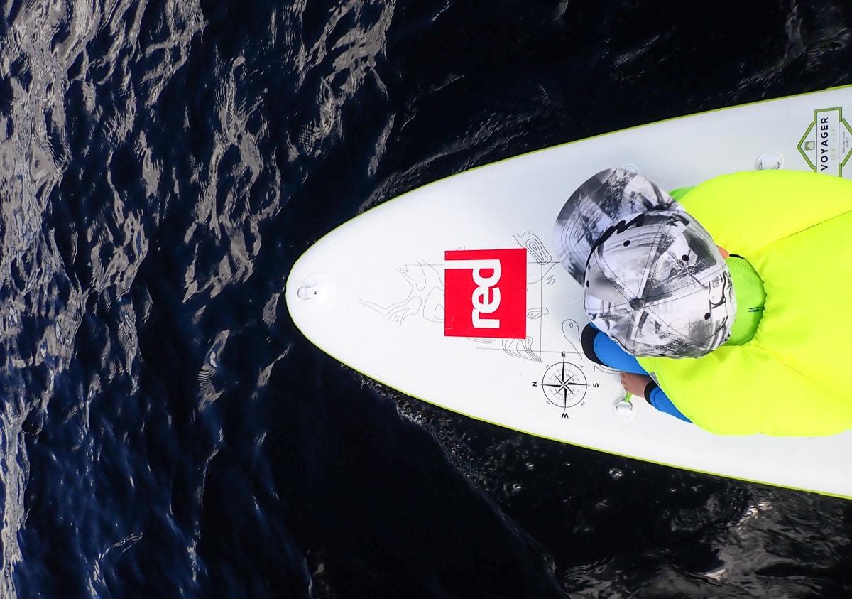 Käpynän kierros – vaikuttava SUP-seikkailu Etelä-Konnevedellä
