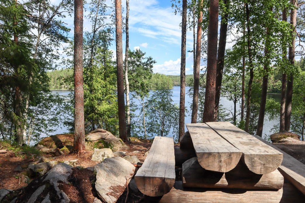 Kalalahti / Isojärven kansallispuisto