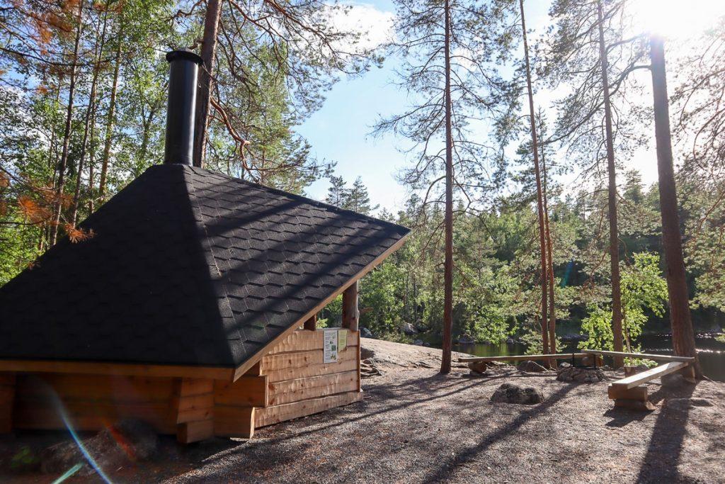 Kannuslahti / Isojärven kansallispuisto
