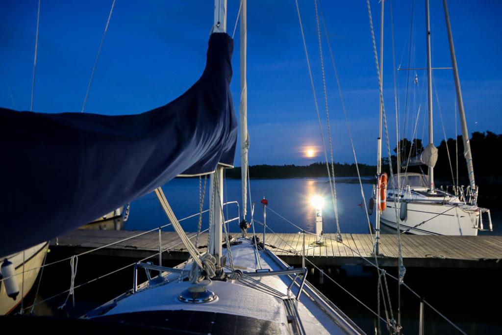 Ilta veneessä