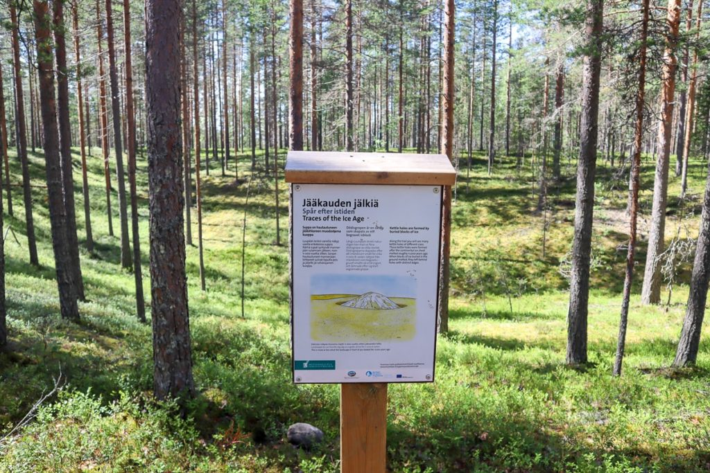 Luupään lenkki / Leivonmäen kansallispuisto