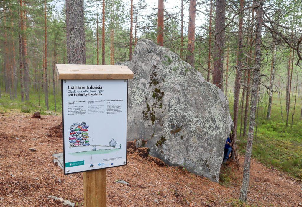 Luupään lenkki / Luontopolku / Leivonmäen kansallispuisto