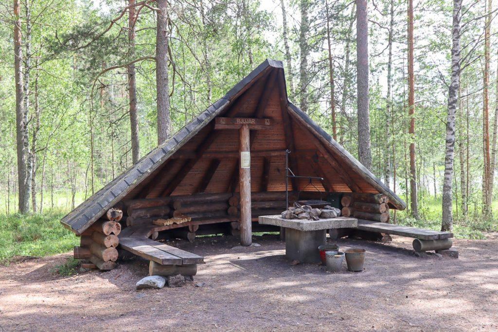 Tulipaikka / Luupään lenkki / Leivonmäen kansallispuisto