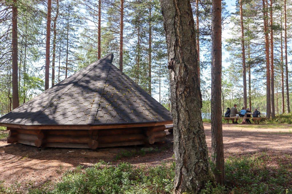 Puolikota / Harjujärvi / Luupään lenkki / Leivonmäen kansallispuisto