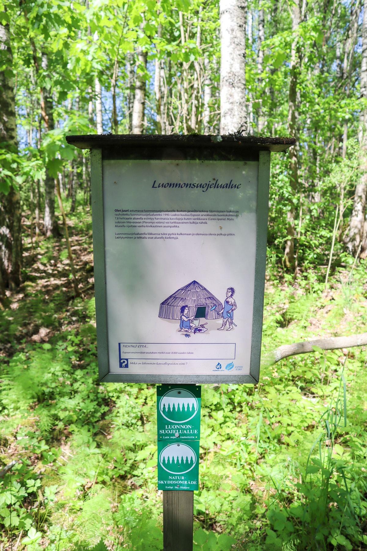 Luonnonsuojelualue / Oittaa