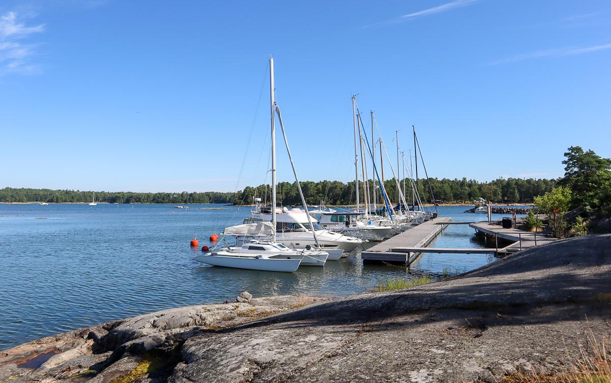 Stora Svartö – hurmaava retkisaari Kirkkonummella