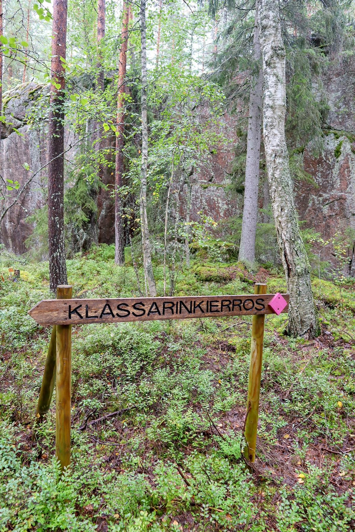 Klassarinkierros / Nuuksio