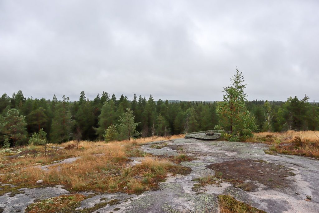 Klassarinkallio / Nuuksio