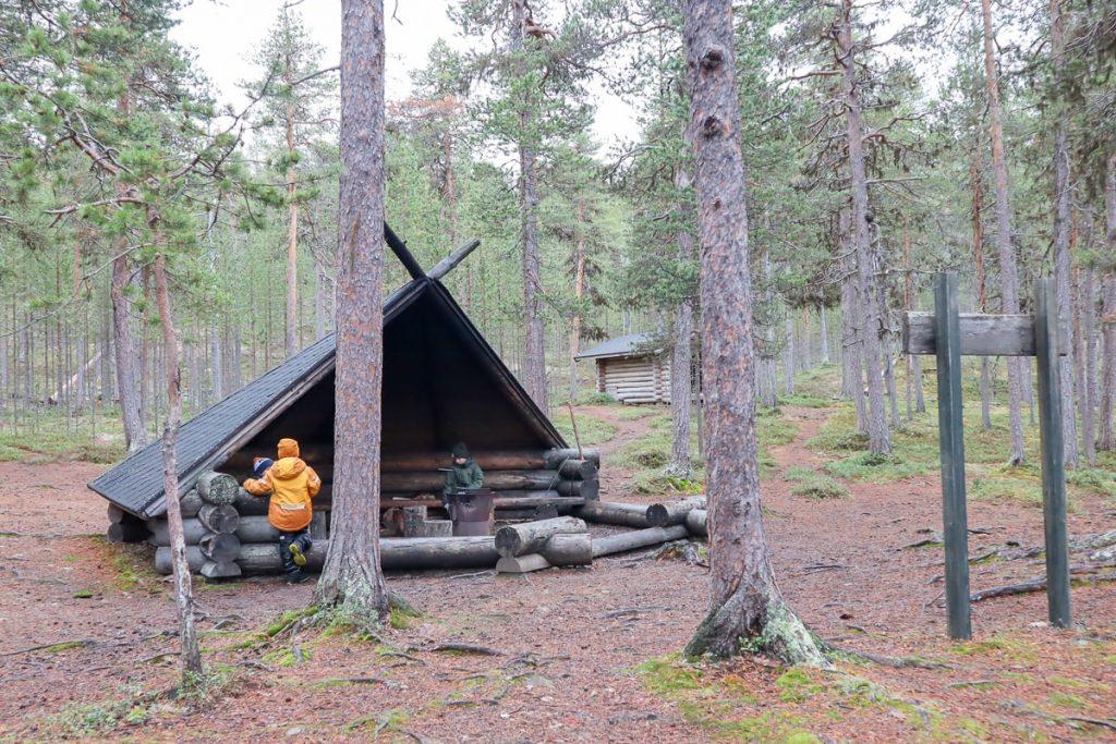 Sotkajärvi / Lemmenjoen kansallispuisto