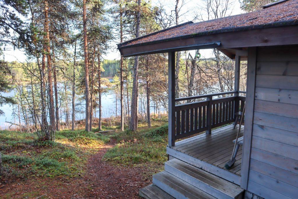 Tieva / Paltto / Vuokramökki / Lemmenjoki
