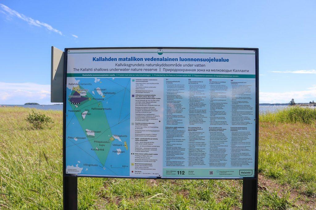 Kallahden vedenalainen luonnonsuojelualue