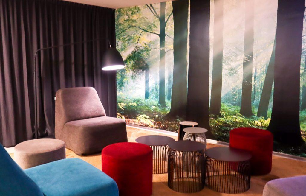 Hotelli Korpilampi / lounge