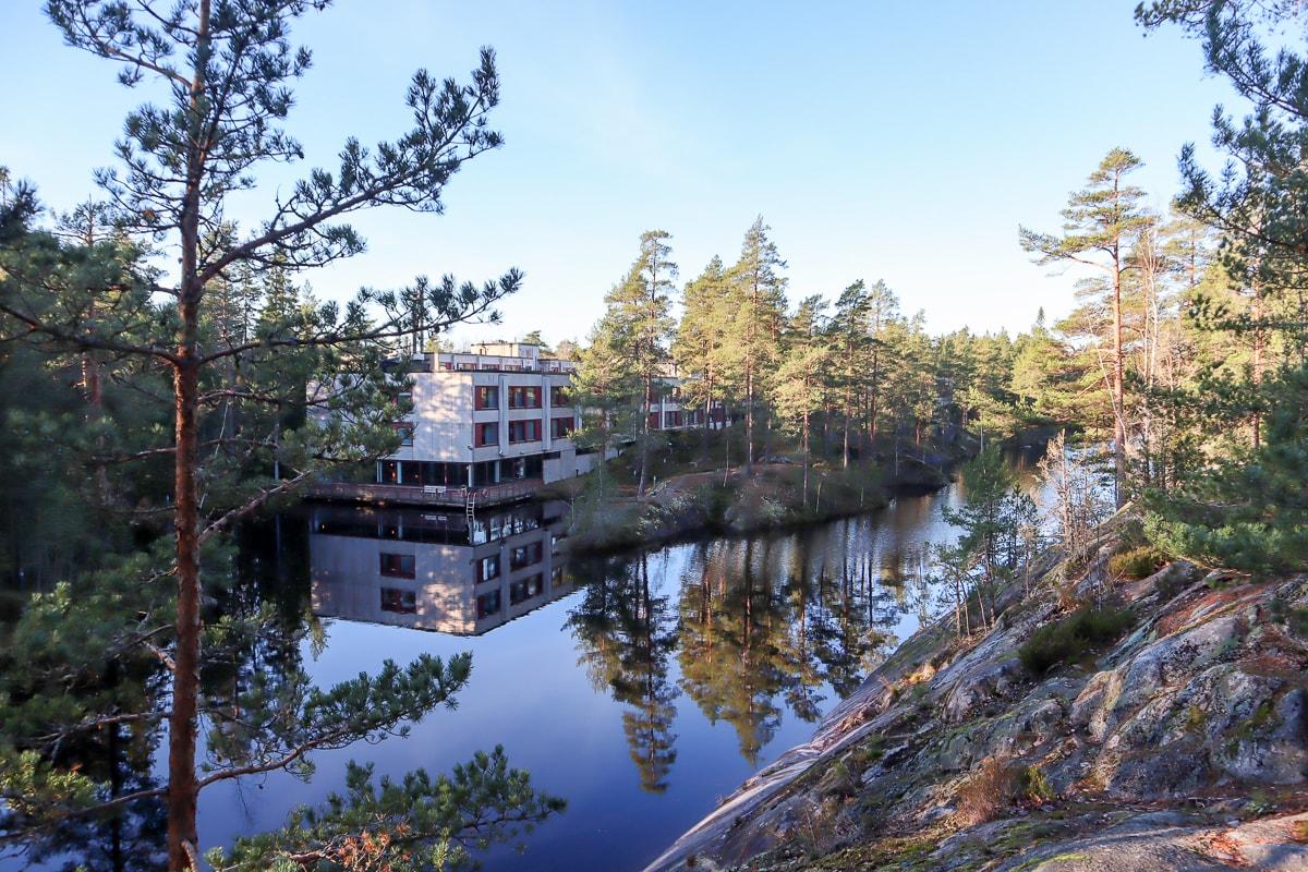 Hotelli Korpilampi – luontohelmi keskellä espoolaista metsää