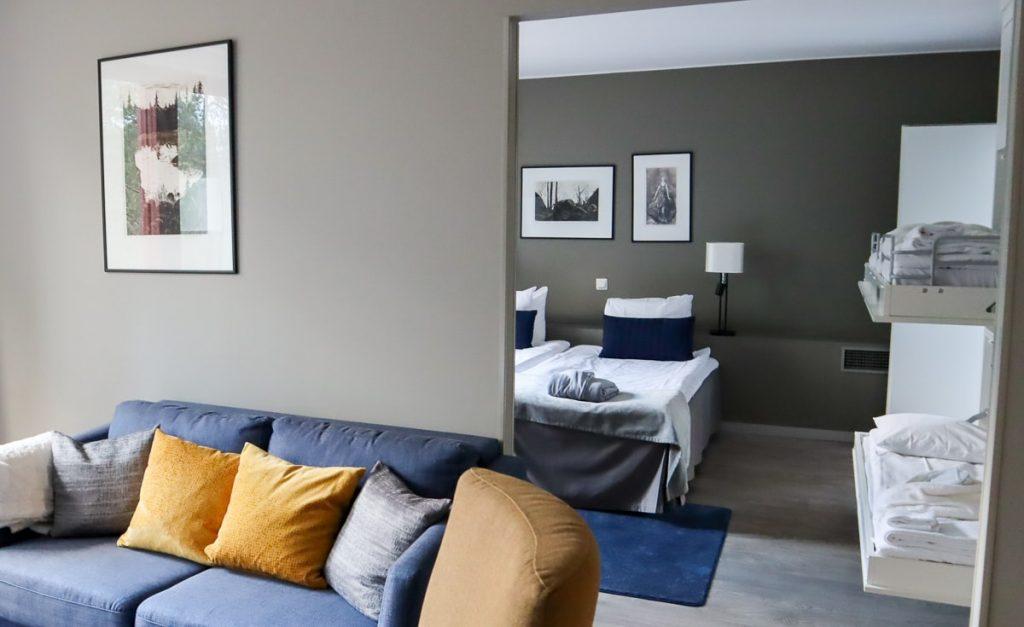 Hotelli Korpilampi / suite