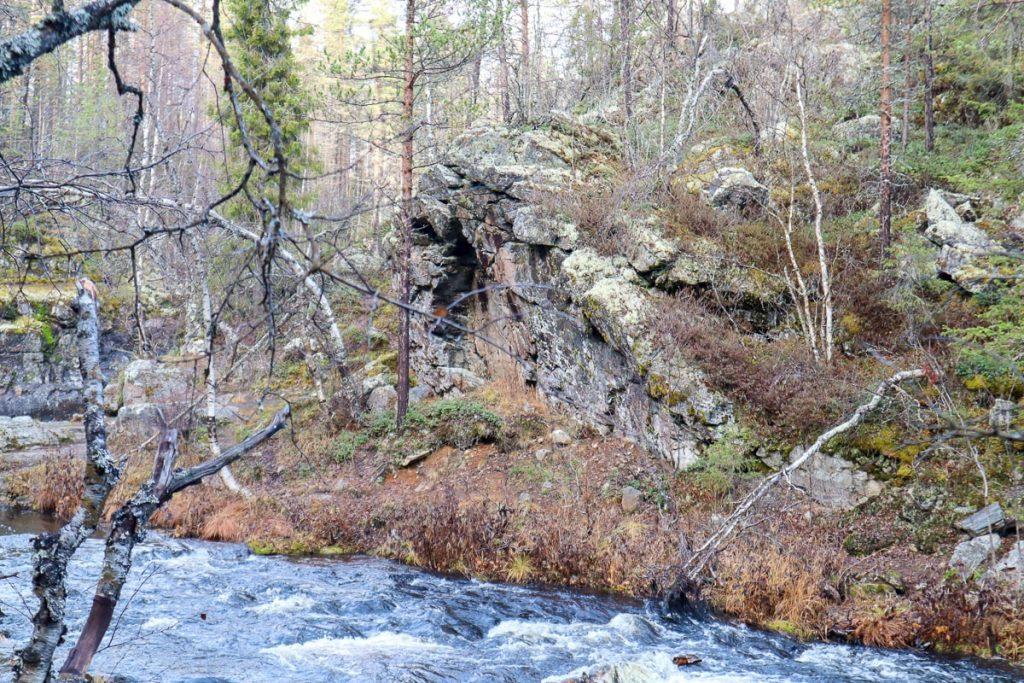 Suomen pohjoisin kalliomaalaus / Kolari / Kuerlinkat