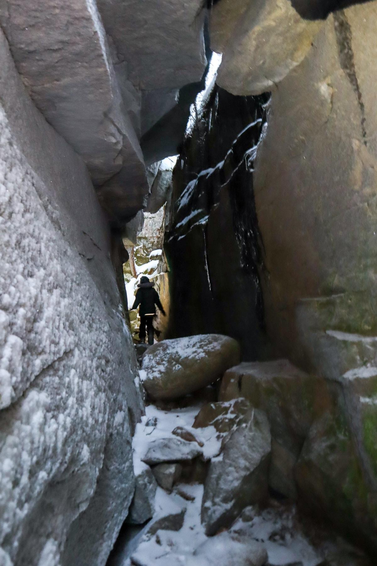Kivimäen luola / Hankasalmi