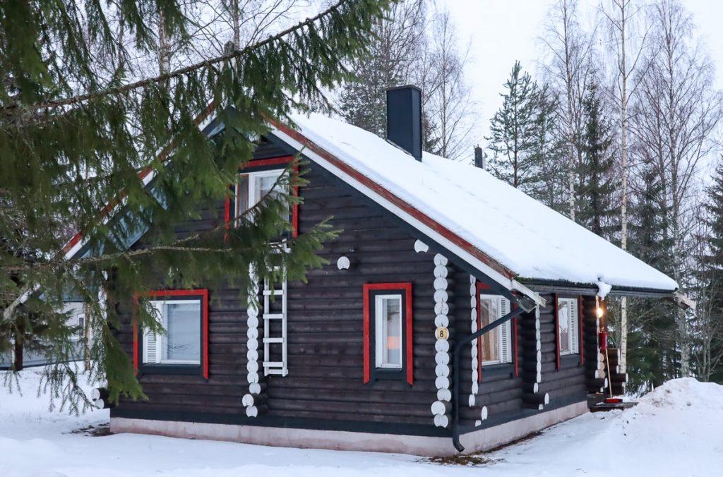Revontuli-mökki / Revontuli Resort / Hankasalmi